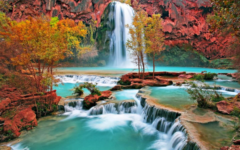 beautiful waterfall hd wallpaper for pc beautiful