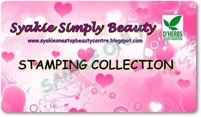 Stamping Collection..DAPATKANNYA SEKARANG!!!
