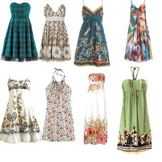 fotos de modelos de vestidos lindos