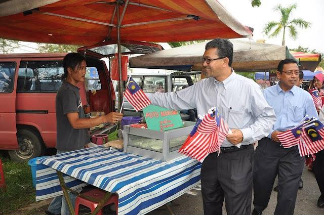 Aktiviti Kempen Kibar Bendera MB Perlis 2013, azlan man, merdeka perlis 2013, sambutan merdeka