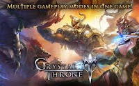Download Android Game Crystal Throne + Data 2013 Full Version