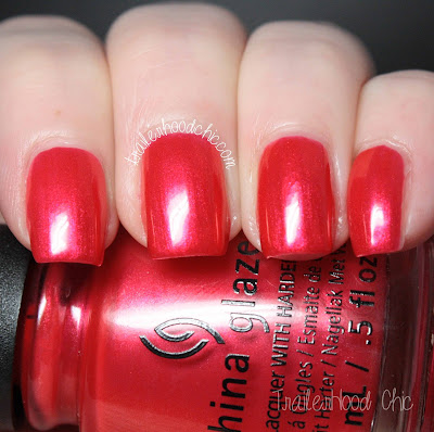 china glaze cheers holiday review swatches son of a nutcracker