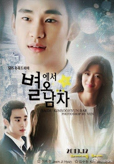 Korean Drama You From Another Star