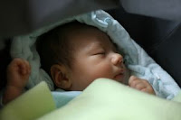 Sleeping baby. Stock Photo credit: maqfan