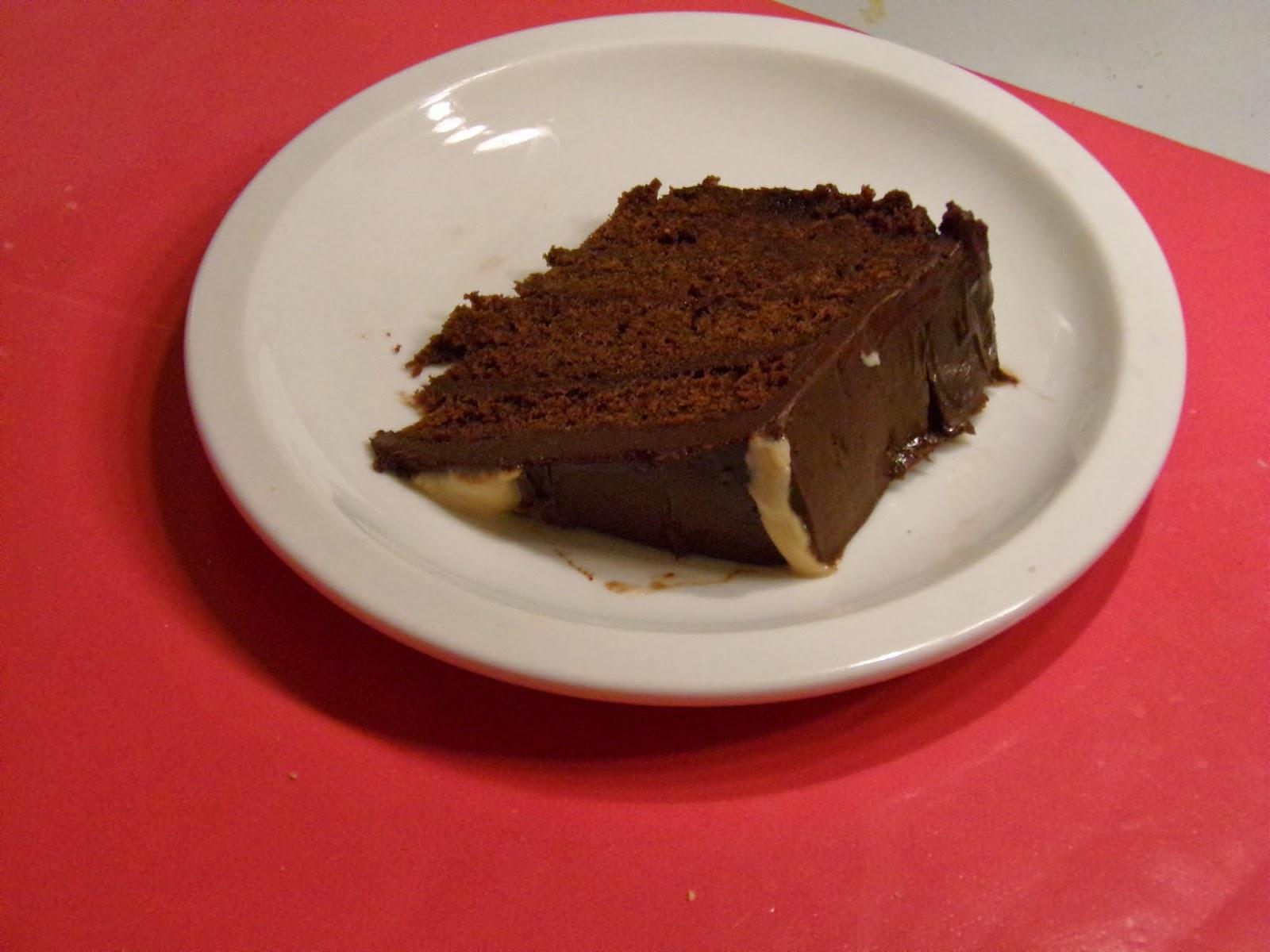 Marie4poches Gâteau Au Chocolat De Ricardo Modifié