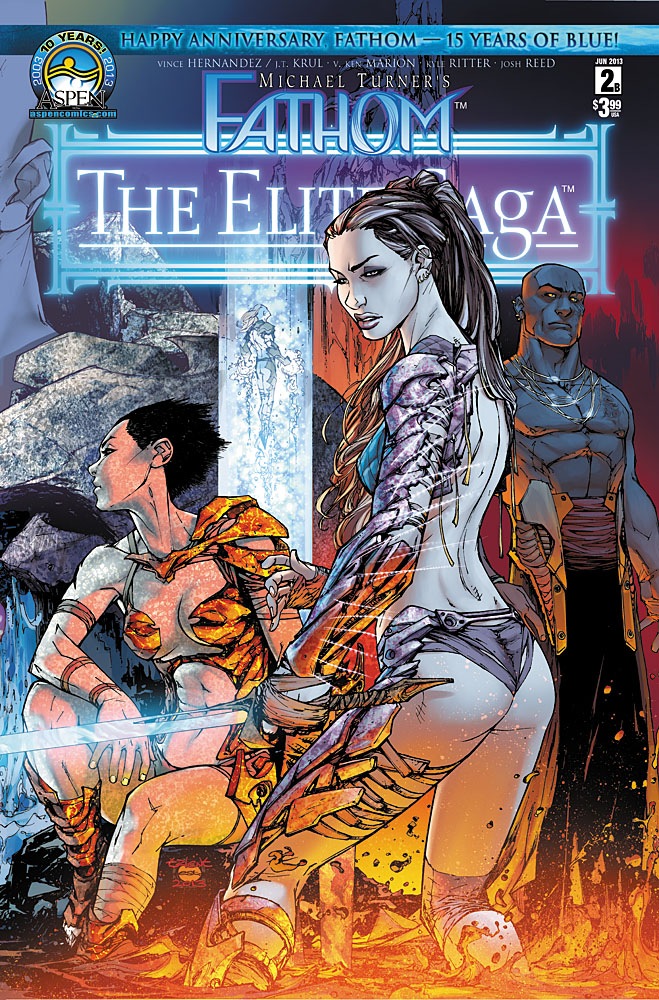 Preview: FATHOM: THE ELITE SAGA #2