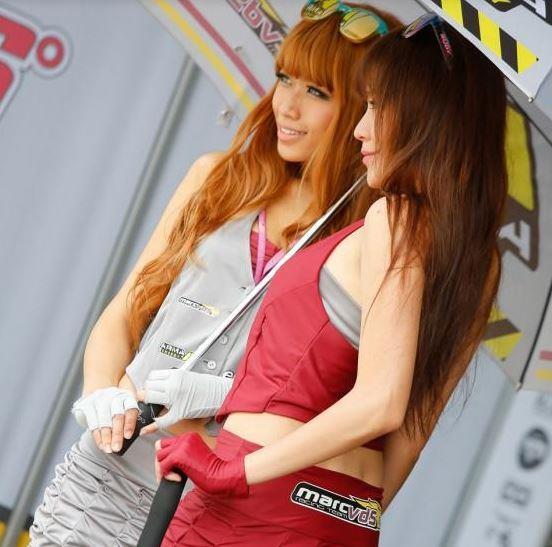 Gadis Payung MotoGP sepang
