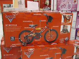 Disney Cars 2 Bicycle
