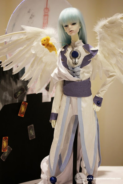 Doll North Masquerade 2014 - Yue (Card Captor Sakura)