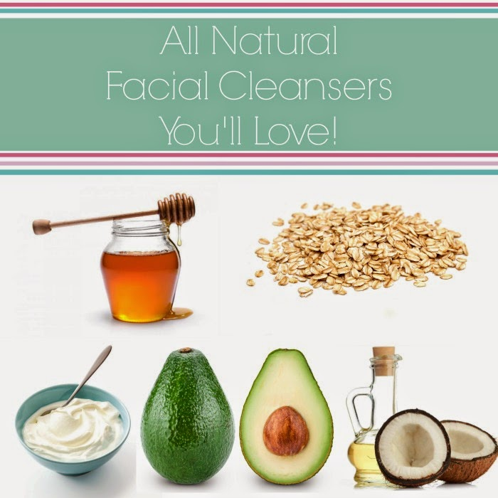 All Natural Facial Cleansers You'll Love   via www.productreviewmom.com