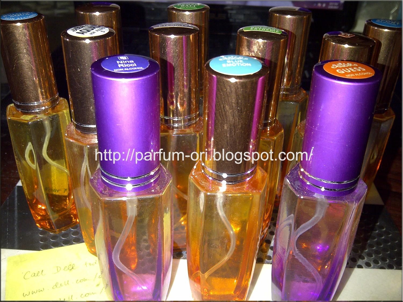 Pengiriman Parfum ke Jakarta - 26 Maret 2013