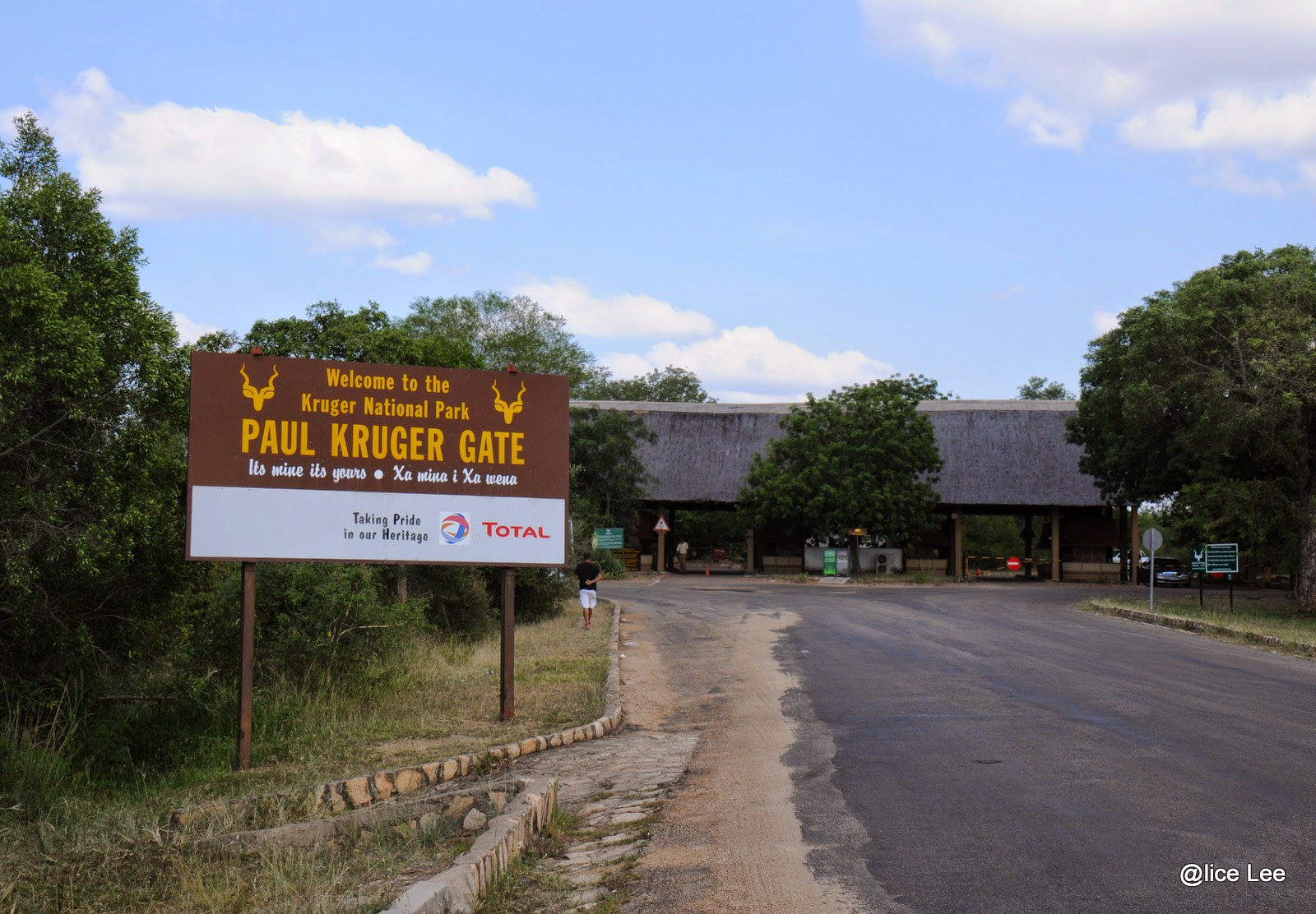 On My Way Johannesburg And Kruger National Park South