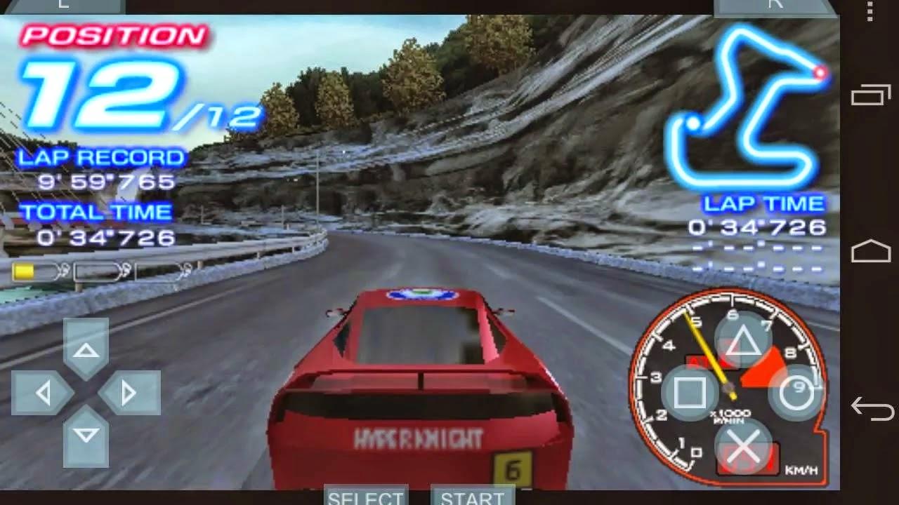 PPSSPP Gold - PSP emulator v0.9.9.1b
