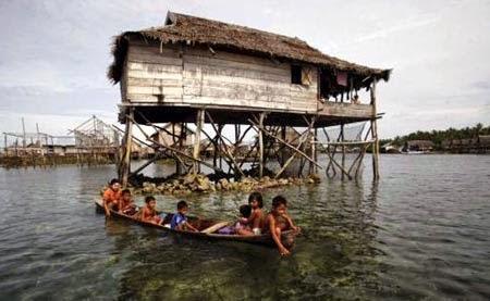 Orang Bajo di Surga Bawah Laut