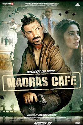 Madras Cafe (2013) 320MB DVDRip