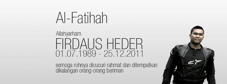 FirdausHeder @ Blog