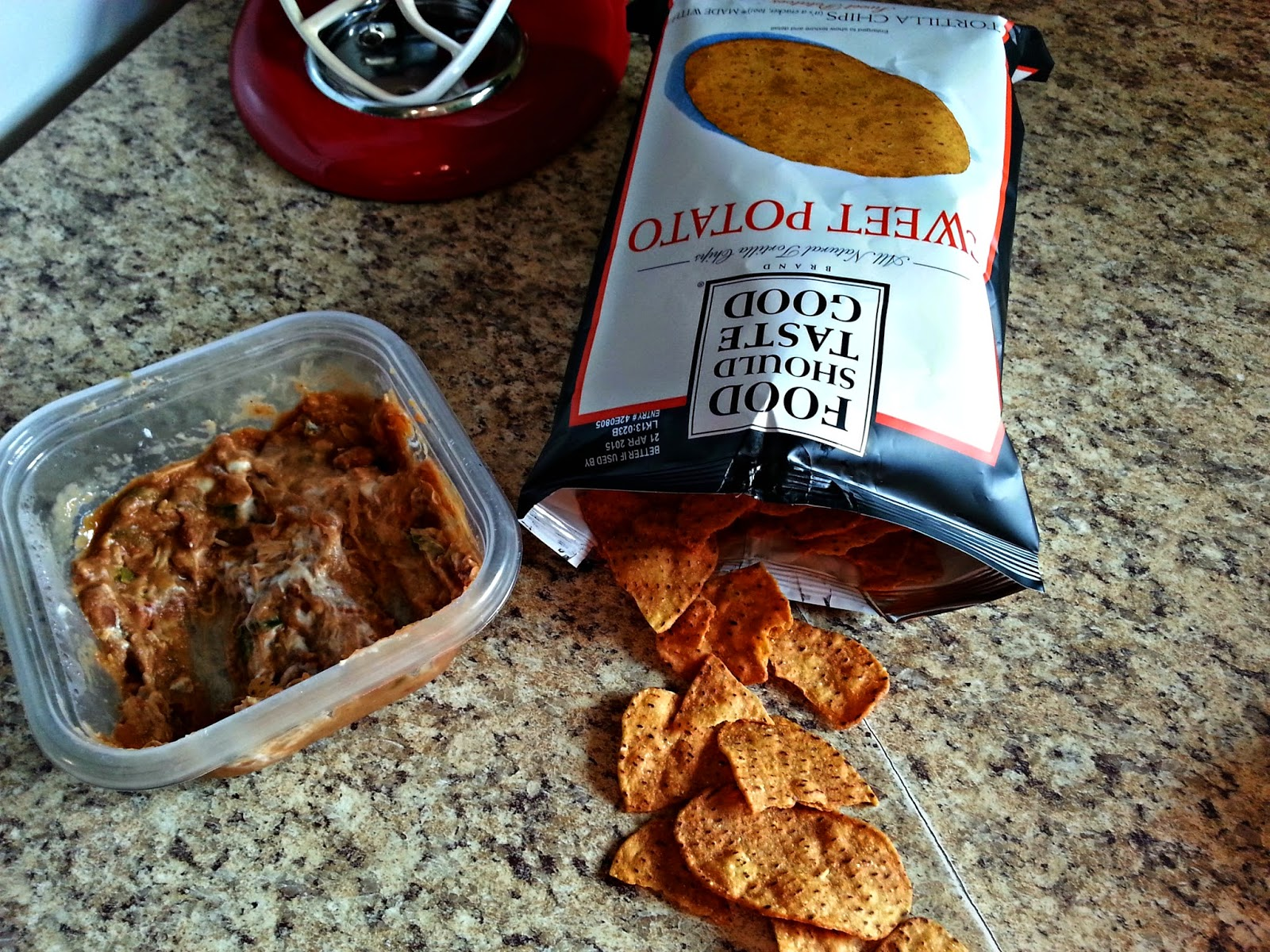 Family Meals on a Budget: Week 3 Sweet Potato Chips