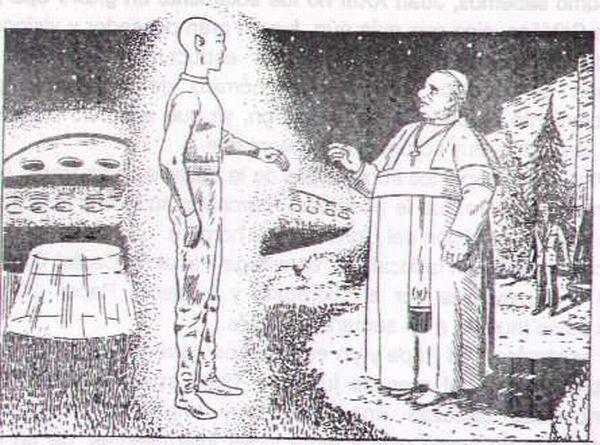 """vaticano - El Vaticano y las """"Revelaciones Mayas del 2012 y Más Allá"""" El%2Bpapa%2BJuan%2BXXIII%2Bconversa%2Bcon%2BExtraterrestre1"""
