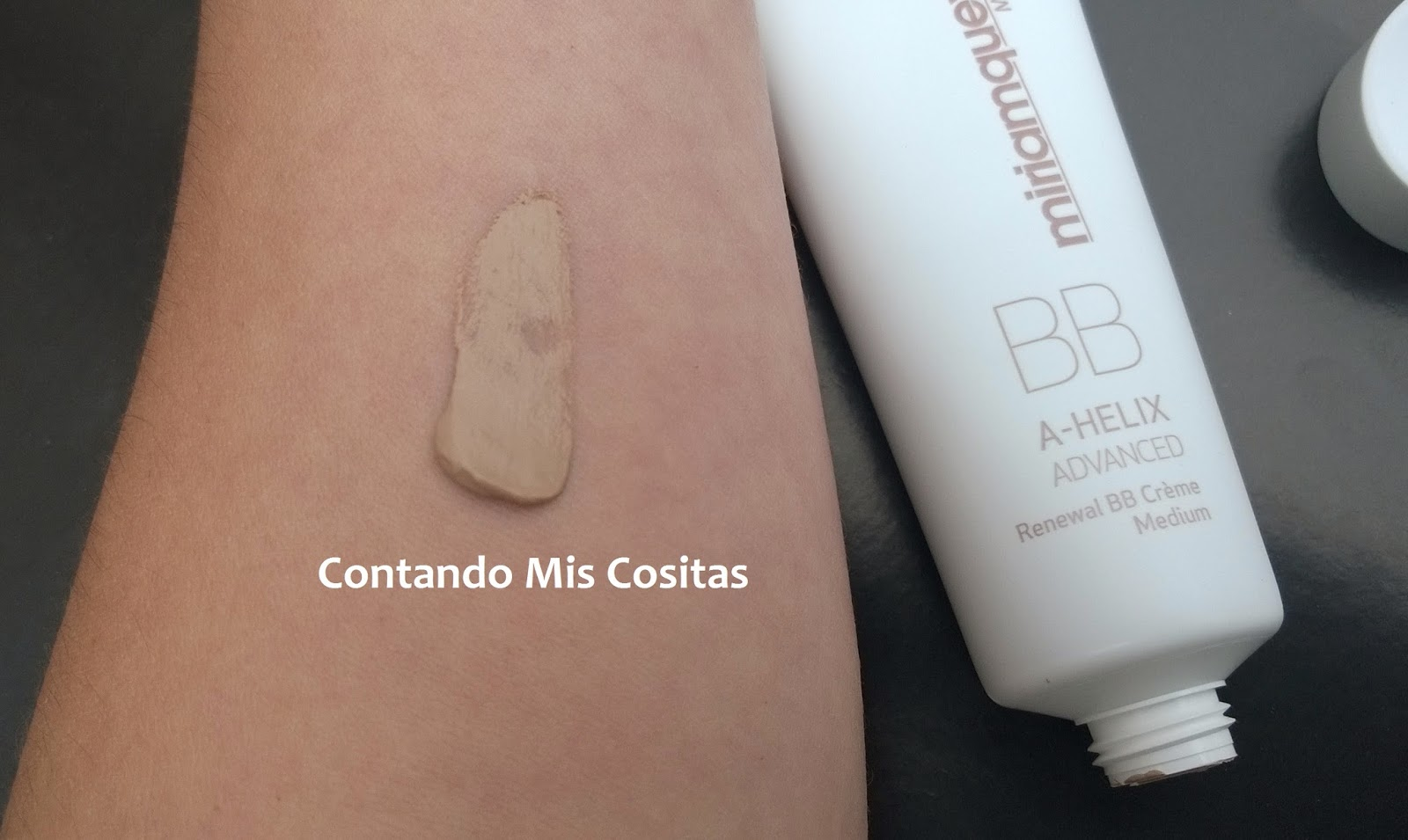 swatch bb cream miriam quebedo woman noviembre 2014