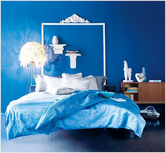 dormitorios azules blue bedrooms dormitorio azul by