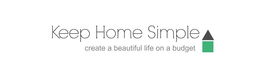 Keep Home Simple