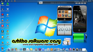 iOS SkinPack 2.0 Windows 7
