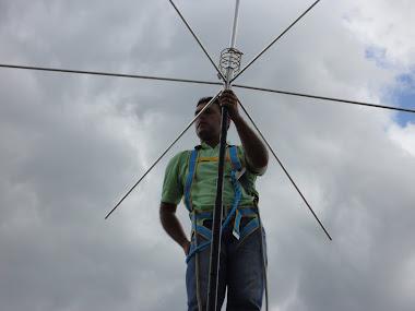 Antena Sabia Master