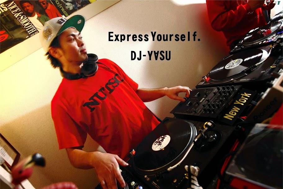DJ-Y∀SU OFFICIAL BLOG