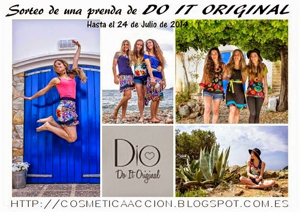 ¡SORTEO –  DO IT ORIGINAL!