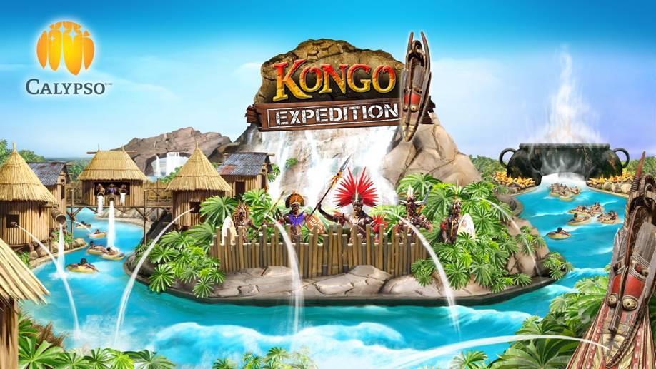 Calypso inaugure kongo expedition for Piscine calypso