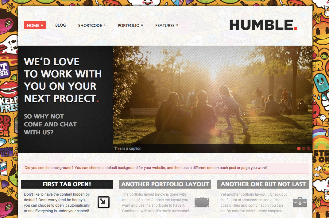 Humble-Portfolio-and-Business-Premium-Templates