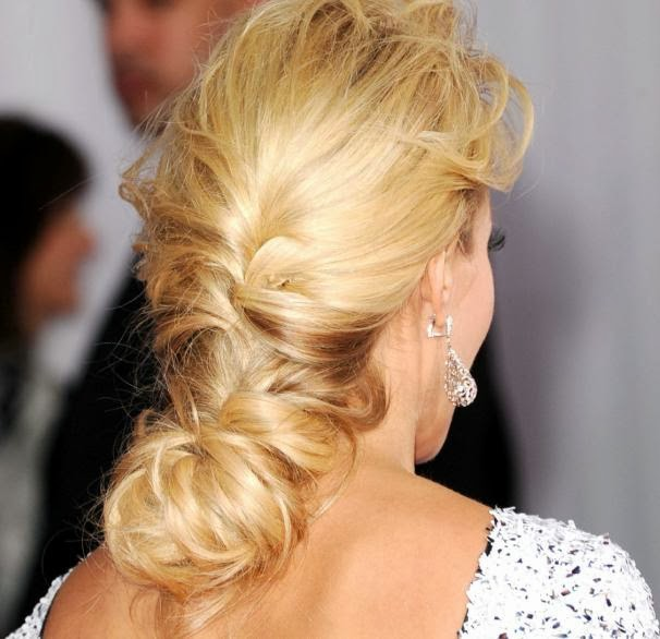 Prom Braid Hairstyle