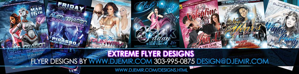 Extreme Flyer Designs