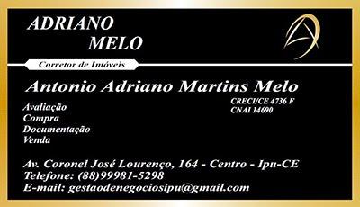 Adriano Melo Corretor