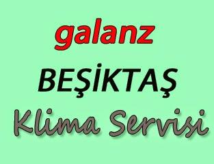 Galanz Beşiktaş Klima Servis