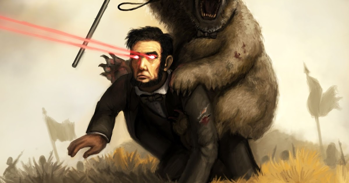Idiot Ballroom A Monocled Bear Riding A Eye Laser