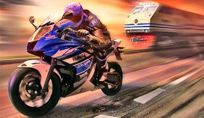 Tips Ngebut Yang Aman Menggunakan Sepeda Motor