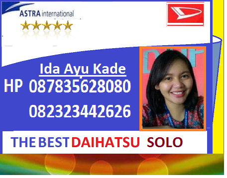 THE BEST DAIHATSU SOLO