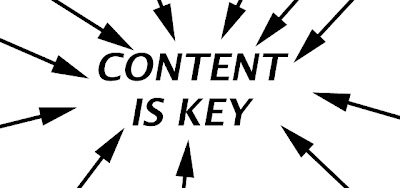 content is key for bloggers