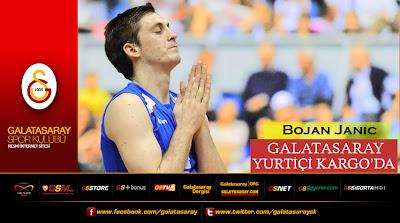 Bojan Janic Galatasaray