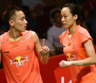 Zhang Nan/ Zhao Yunlei Pertahankan Gelar Juara Dunia Ganda Campuran