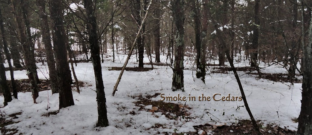 Smoke in the Cedars