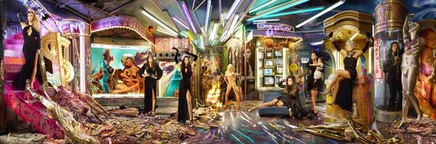 Kardashian Christmas card, Khristmas Kard, Kim Kardashian, Whorrified,