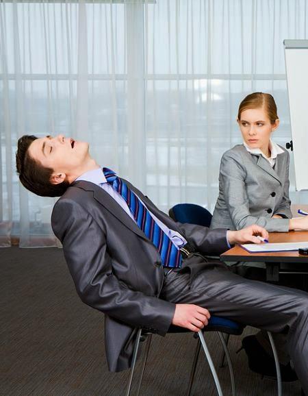 tips mengatasi ngantuk saat bekerja