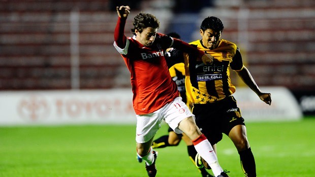The Stronges 1 X 1 Internacional pela Copa Santander Libertadores 2012