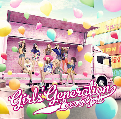 "SNSD (少女時代) - ""Love&Girls"" Lyrics [Romaji + Kanji + English"