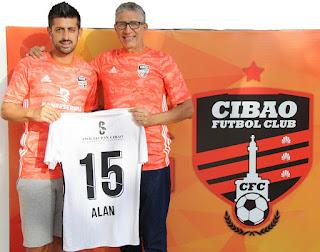 CIBAO FC contrata al Defensa Central argentino Alan Aciar