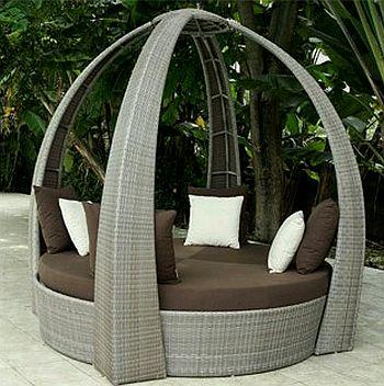 Muebles para jard n sillones hamacas y - Hamaca de jardin ...