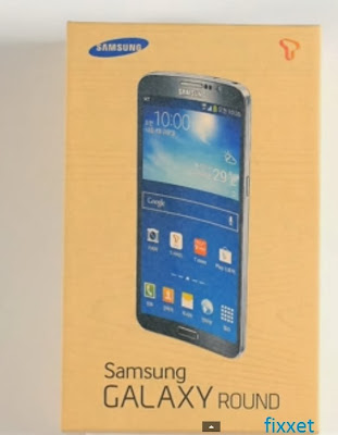 Samsung galaxy round specs and features