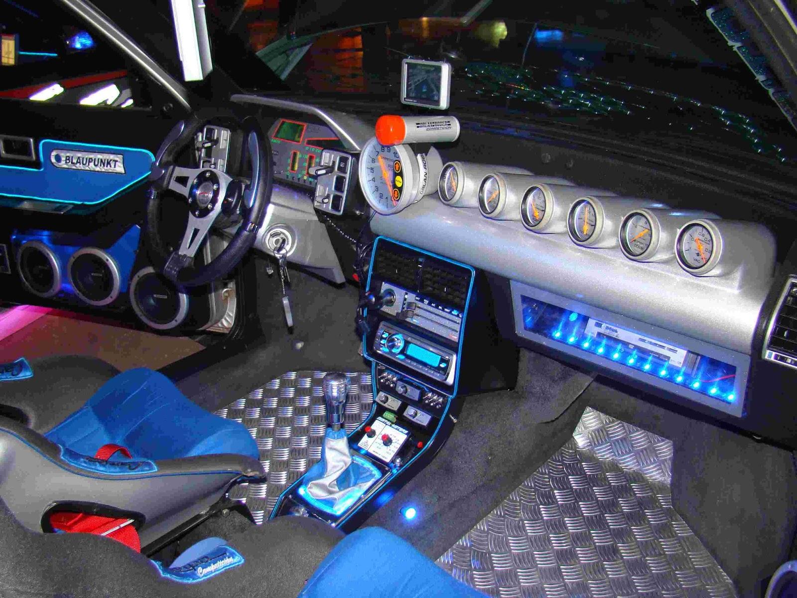 Autos tuning autos tuning - Accesorios coche interior ...